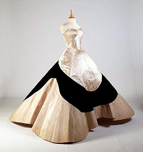 Four Leaf Clover Gown