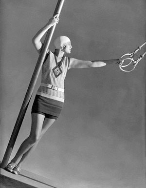 coco chanel sportswear 1920s