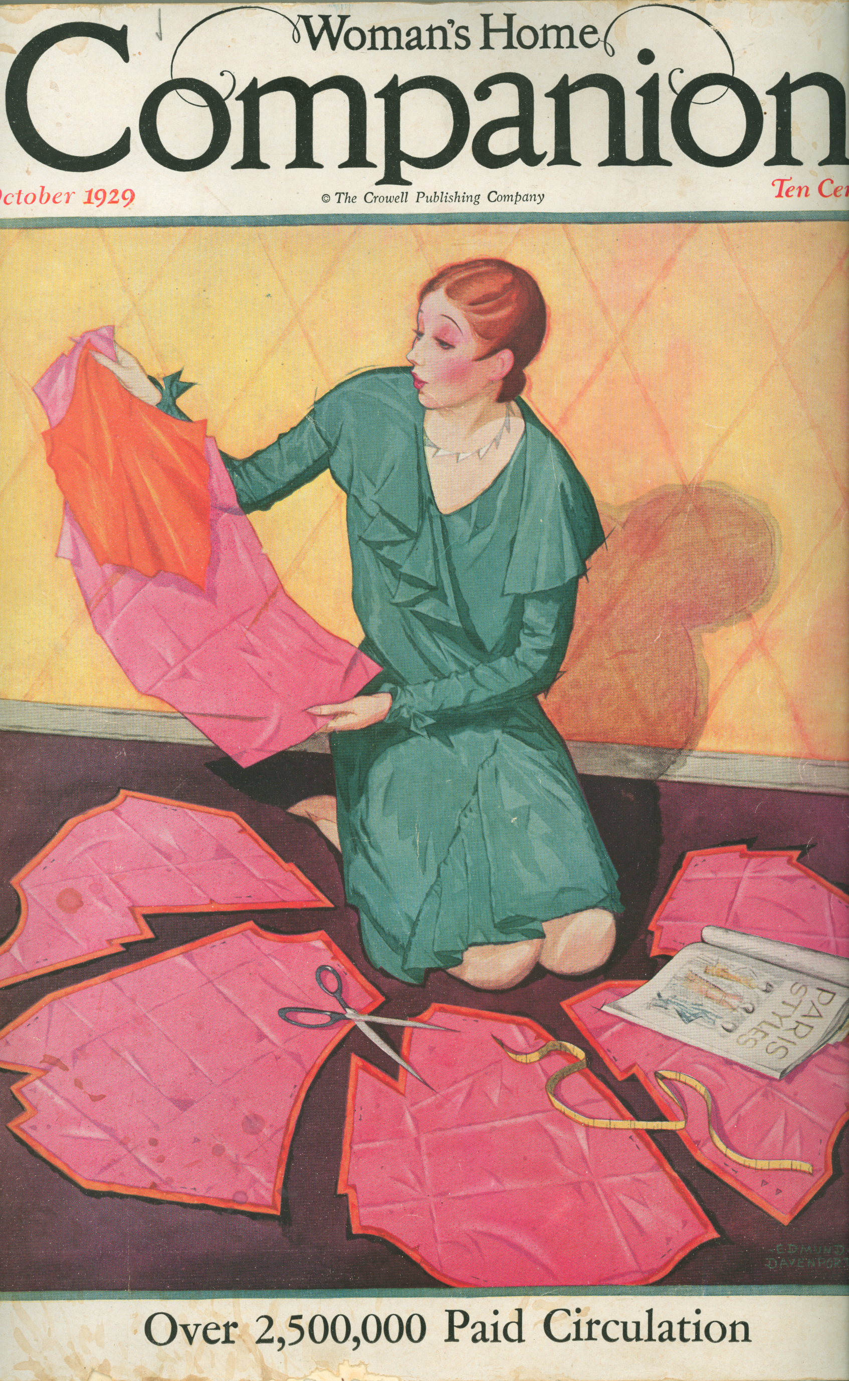 Book Cover Sewing Room ~ Vintage sewing books online inspiration colette