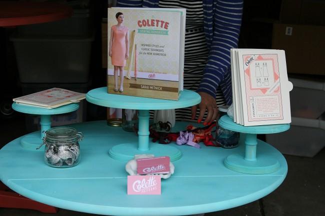 We Re Off To Quilt Market Colette Blog