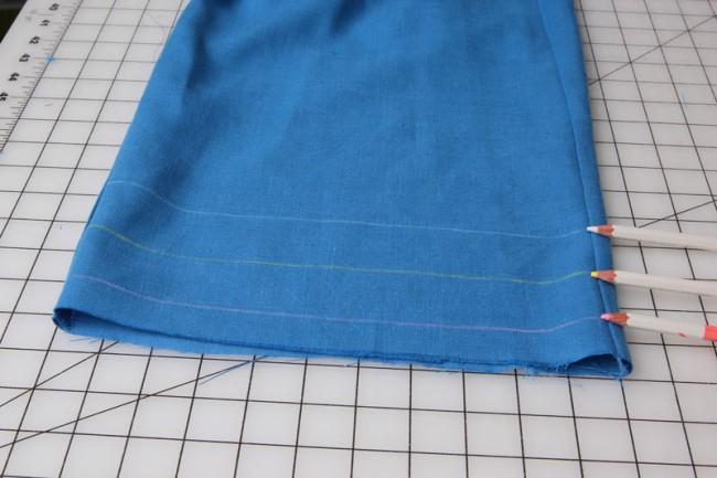 Tutorial How To Sew A Blind Hem Colette Blog Simple Blind Hem Stitch Pants Sewing Machine
