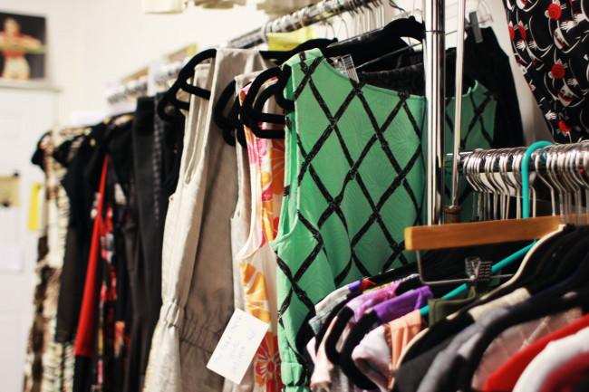 dresses-rack