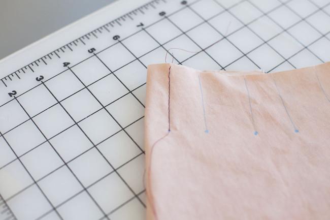 Tutorial: Perfect & pretty pleats or tucks   Colette Blog