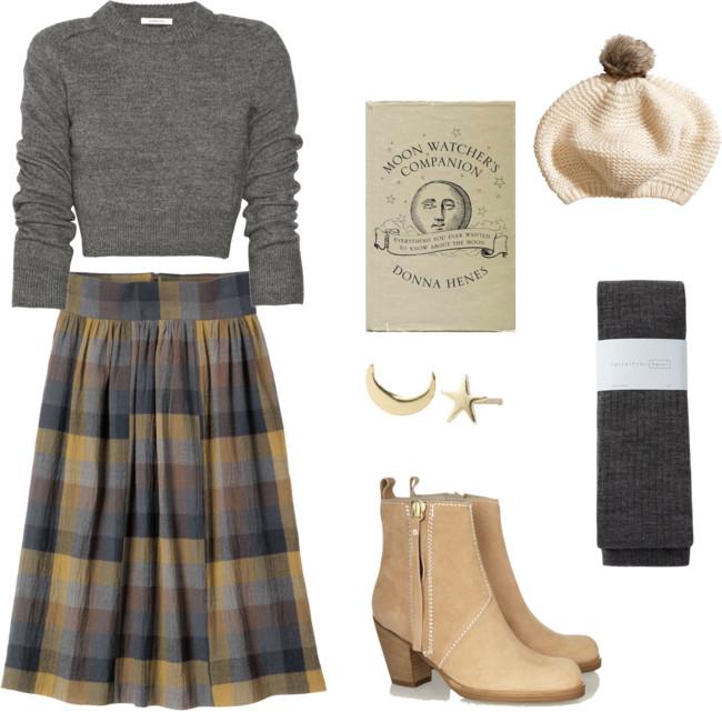 Skirt Inspiration 02