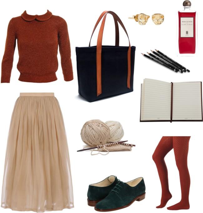 Skirt Inspiration 04