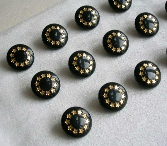 buttons-stars