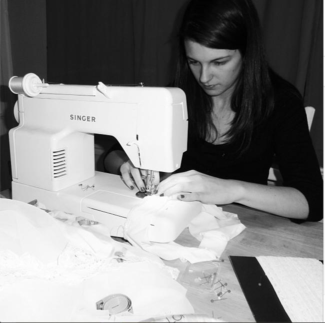 julie sewing throwback(1)