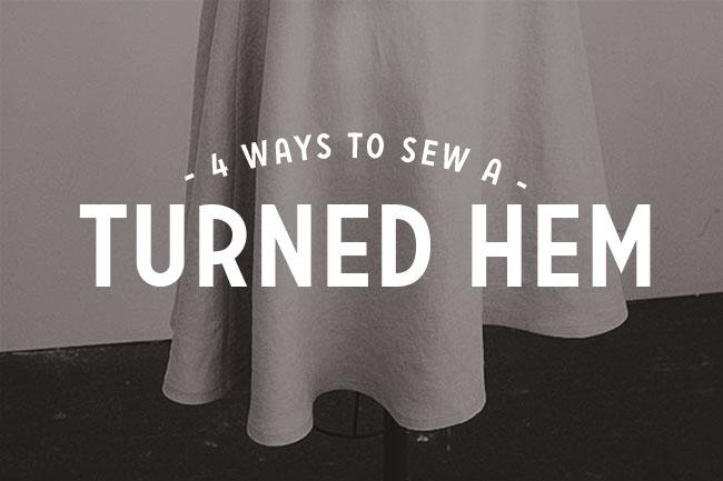 how-to-turned-hem