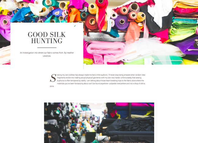 good-silk-hunting