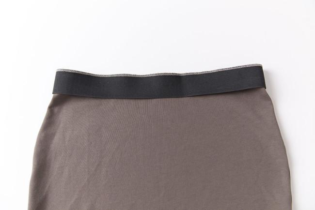 sew-elastic-to-skirt