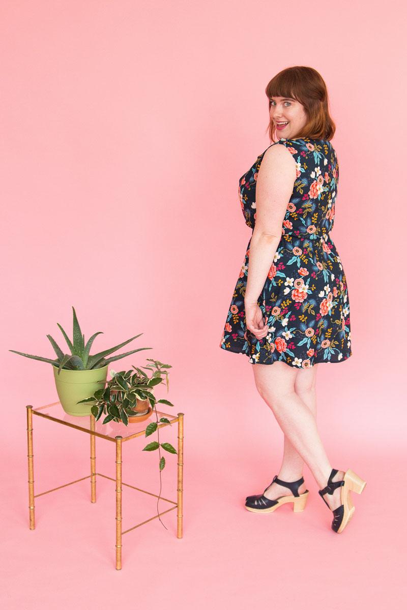 back-dress